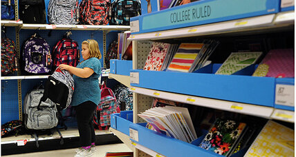 Save money on back-to-school shopping: readers' best tips