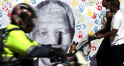 Doctors work hard for a Mandela turnaround