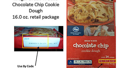 ConAgra recall: Kroger cookie dough mistakenly contains peanut butter