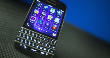 BlackBerry considers spin-off messaging service