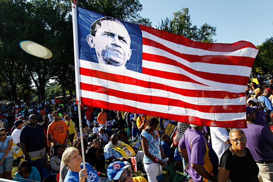 e5683b56760 March on Washington anniversary to bring together three US presidents