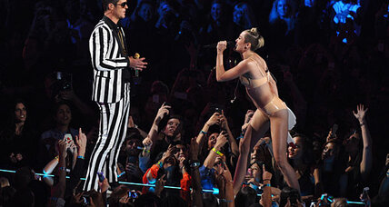 Miley Cyrus, twerking, and the 'sexual hazing' of American pop stars