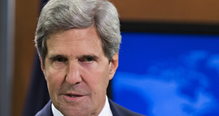 Kerry says there must be 'accountability' for Syria