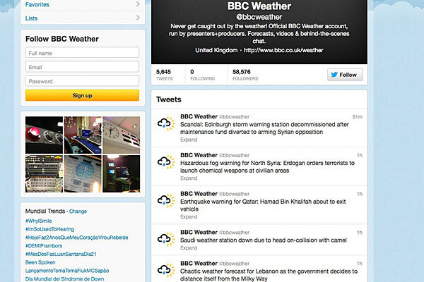 New York Times Hacked Syrian Electronic Army Takes Credit - Nyc bbc weather