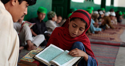 Pakistani madrasa denies US terror label, shrugs at sanctions