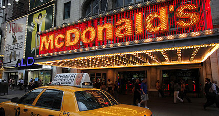 McDonald's wings go national. Can chicken market handle it? (+video)