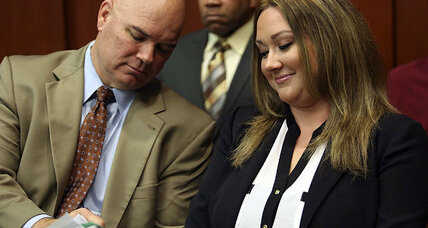 Zimmerman's wife 'stood by her man,' according to attorney