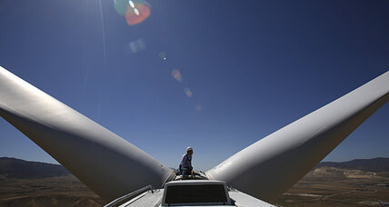 Wind energy takes flight in Europe and beyond