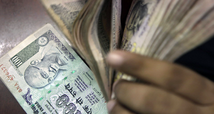 Indian Rupee rebounds from record low, policymakers mull lasting solutions