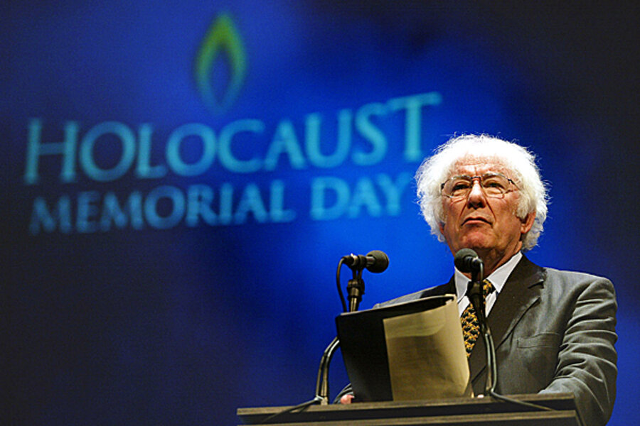 Seamus Heaney A Poet Of Peace And Conflict And The Earth