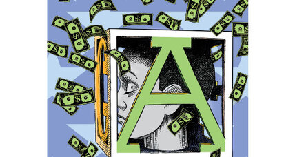 Back-to-school earn or learn debate: Should parents pay for good grades?