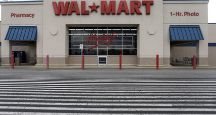 Wal-Mart is a jobs creator, but not the right kind