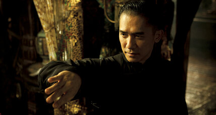 'The Grandmaster' tells the story of real-life kung fu innovator Ip Man