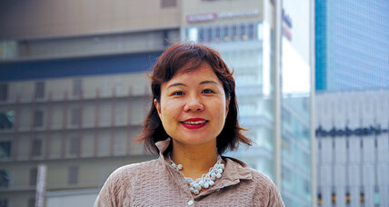 Kyoko Okutani helps women start businesses, skirting Japan's gender gap