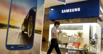 Samsung applies for trademark on 'Galaxy Gear' smart watch