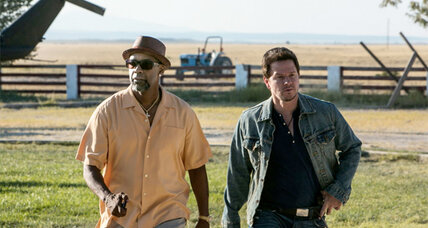 Weekend box office: '2 Guns' soars ahead of 'The Smurfs 2'