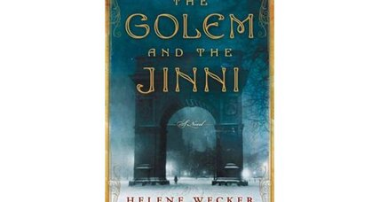 Reader recommendation: The Golem and the Jinni