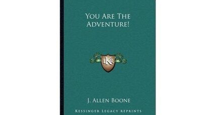 Reader recommendation: You Are the Adventure