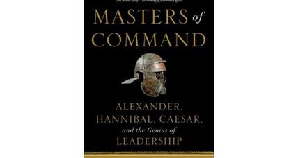 Reader recommendation: Masters of Command