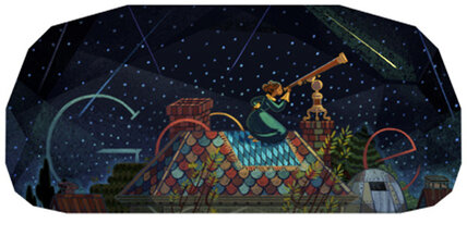 Google Doodle honors Maria Mitchell, first American female astronomer (+video)