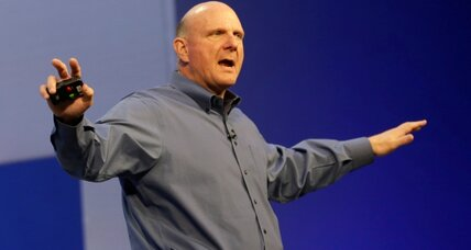 Steve Ballmer to retire from Microsoft: this week in the economy