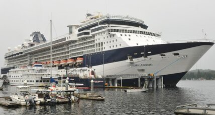 Alaska cruise canceled mid-passage for 2,200 passengers