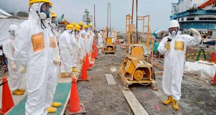 Fukushima's new 'emergency' – radioactive water leaks