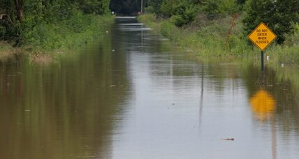 Missouri, Kansas flooding: three fatalities, one missing