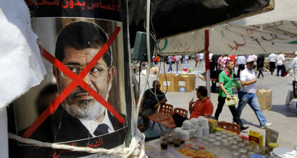 How US can use aid to nudge Egypt