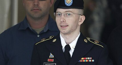 Bradley Manning: 'I'm sorry that my actions hurt the United States' (+video)