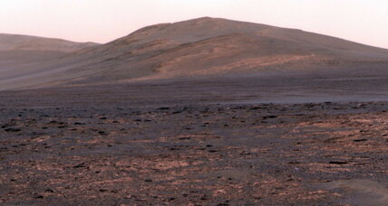 Life on Earth began on Mars, suggests research