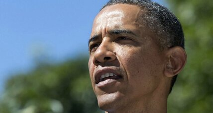 Obama's post-vacation blues: Egypt and NSA spying on Americans