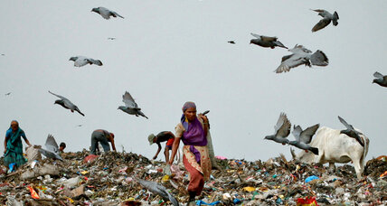 Hidden environmentalists: India's waste pickers
