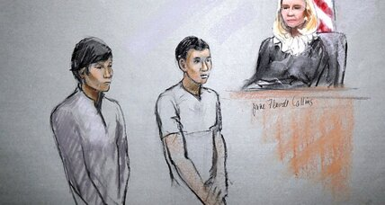 Boston Marathon bombing suspect's two friends indicted