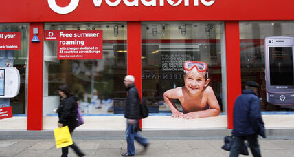 Vodafone confirms talks to sell wireless stake to Verizon
