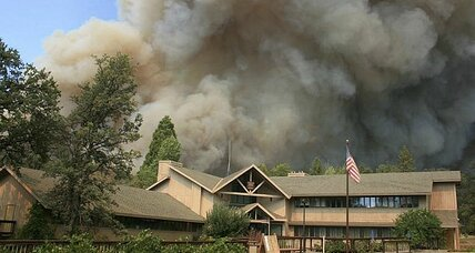Yosemite fire prompts state of emergency in San Francisco (+video)
