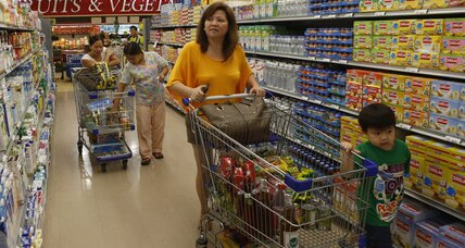 Going grocery shopping? Trim your list, save money