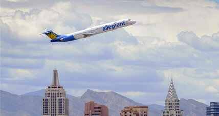 Allegiant flights to connect smaller New York cities to Florida