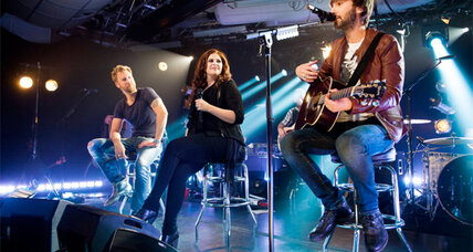 Lady Antebellum, Stevie Nicks will perform together on 'CMT Crossroads'
