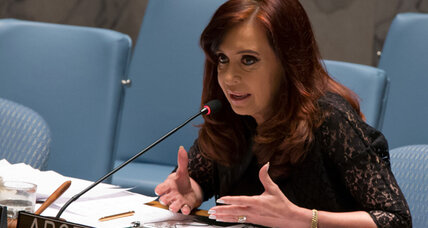 It's 'for or against' Kirchner in Argentina - and its primary elections