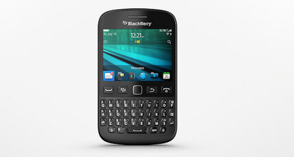 BlackBerry primes budget (and decidedly retro) 9720 smart phone