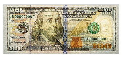 New $100 bills: Why 30 million were destroyed