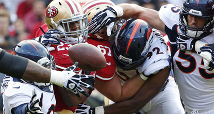 Denver Broncos defense stifles 49ers in exhibition opener