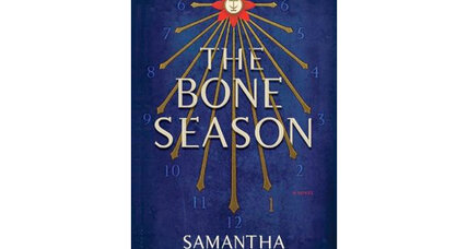 'The Bone Season': the new book earning 'Harry Potter' comparisons