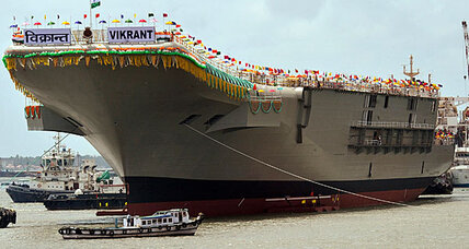 India aircraft carrier: Nation joins elite naval group