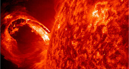 Sun belches humongous plume of radioactive plasma: What you need to know