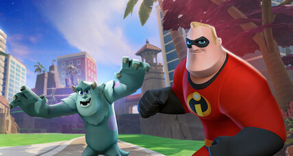 Disney Infinity: Jack Sparrow, Sulley star in open-world romp