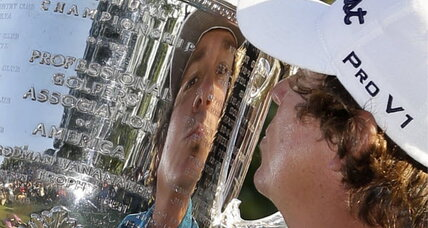 'Dufnering' redefined? Dufner's win might redeem his reputation.