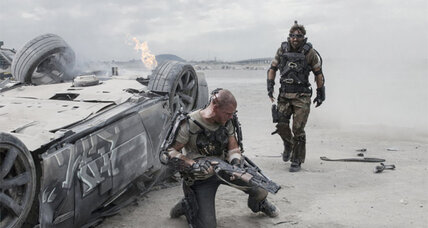 In 'Elysium,' the director overdoes the effects