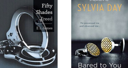 Books by E.L. James, Sylvia Day are most often left behind at Travelodge hotels